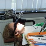 Saeunn Una getting braces and watching Friends